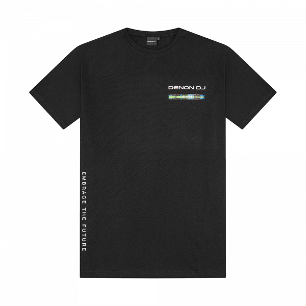Denon DJ Embrace The Future Tee